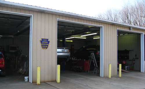 Larry Teal's Alignment Shop - Evans City, PA